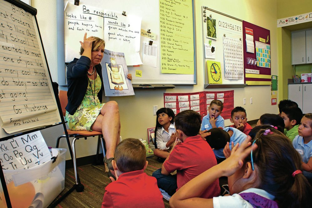 Nina Otero Community School Welcomes First Students Education