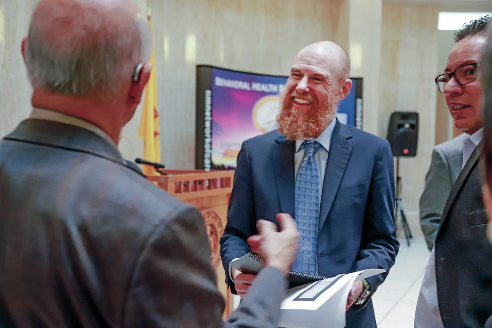 Meet visionary tasked with transforming CYFD | Local News