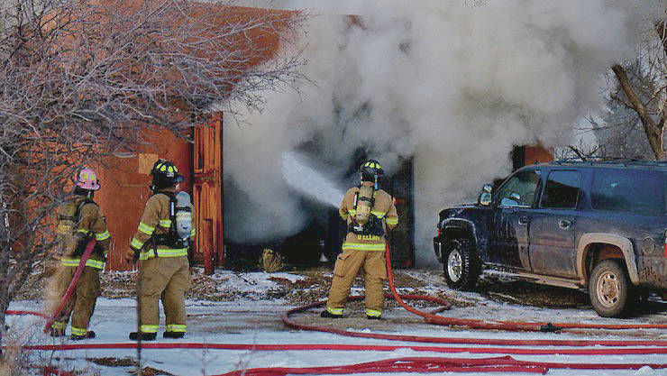 House fire near Taos ends in tragedy