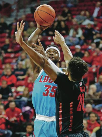 Bragg says Lobos will be faster, more dangerous