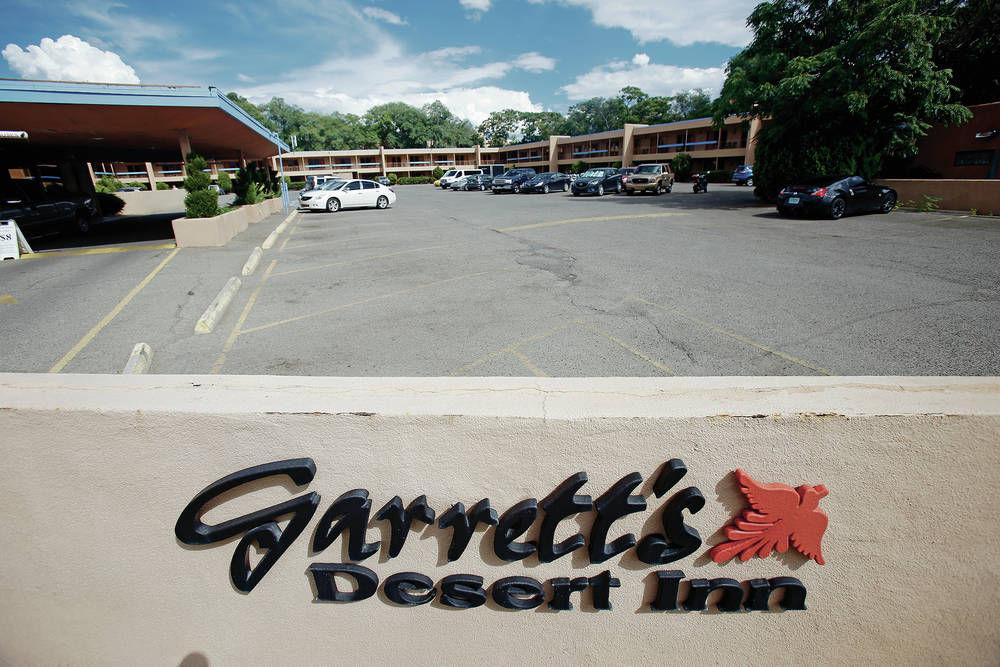 Garrett's Desert Inn property piques interest