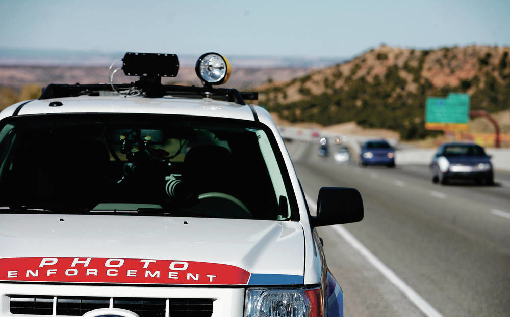Cameras to catch speeders may return to Santa Fe | Local
