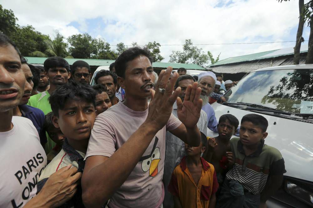 Rohingya Muslims in refugee camps in Bangladesh want guaranteed safety and citizenship before repatriation to Myanmar
