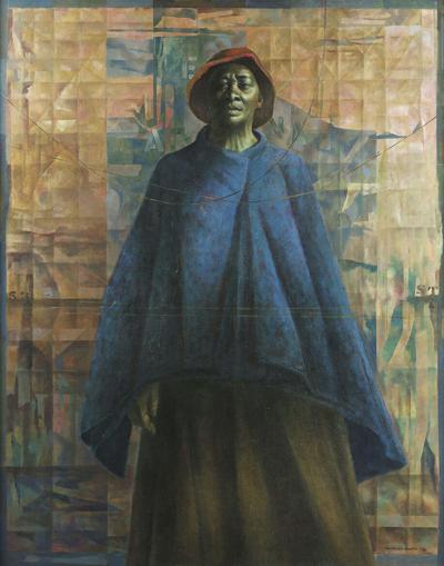 charles white mother courage
