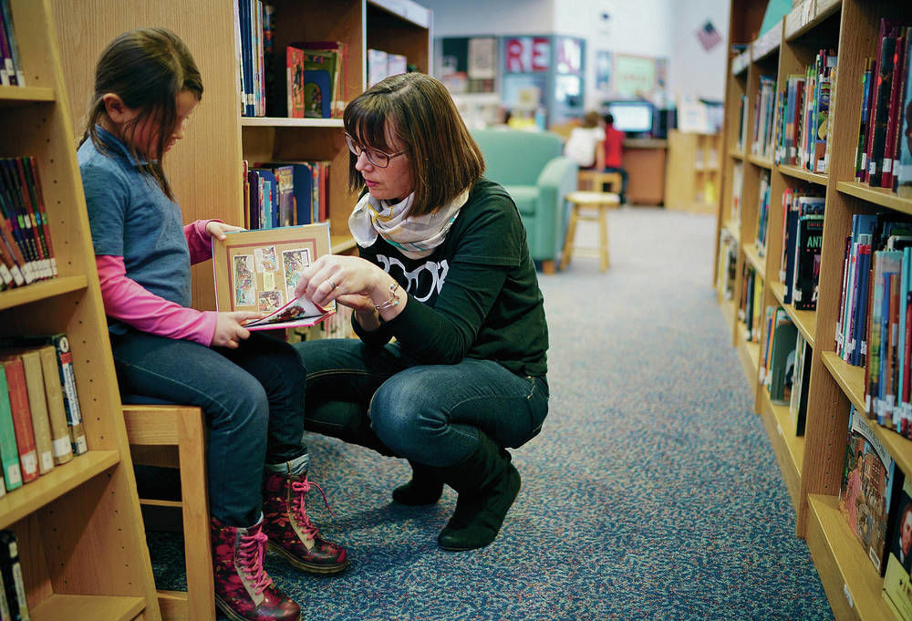 Librarians fear schools are turning the page on them