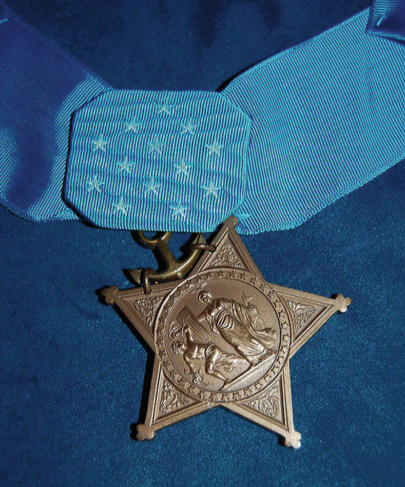 Long lost, Medal of Honor recipient's remains found