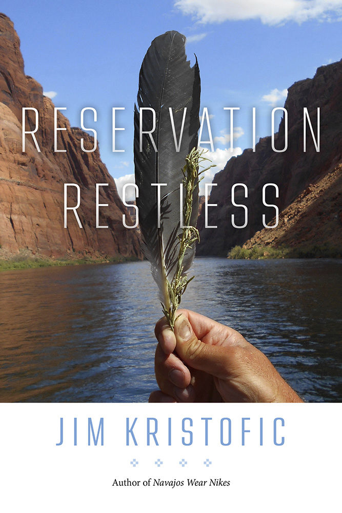 Time, place, and experience: Jim Kristofic's unique perspective on Rez life