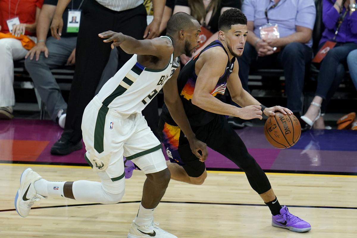 Suns beat Bucks 118-108 | Ap | santafenewmexican.com