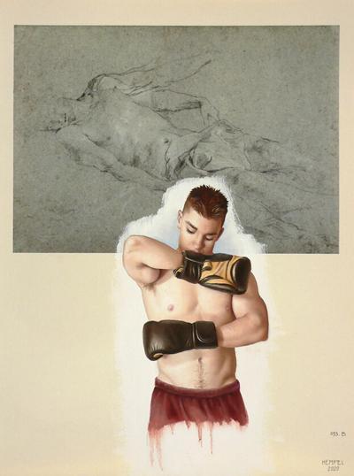 Wes Hempel at LewAllen Galleries
