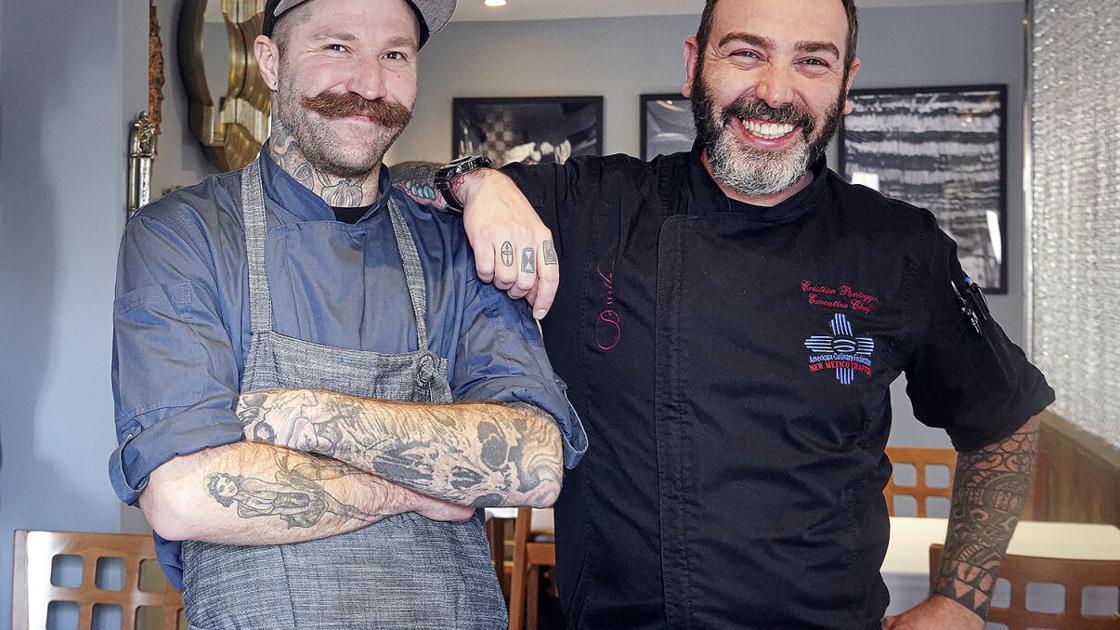 Authentic Italian cuisine capita a Santa Fe: Chef Cristian Pontiggia