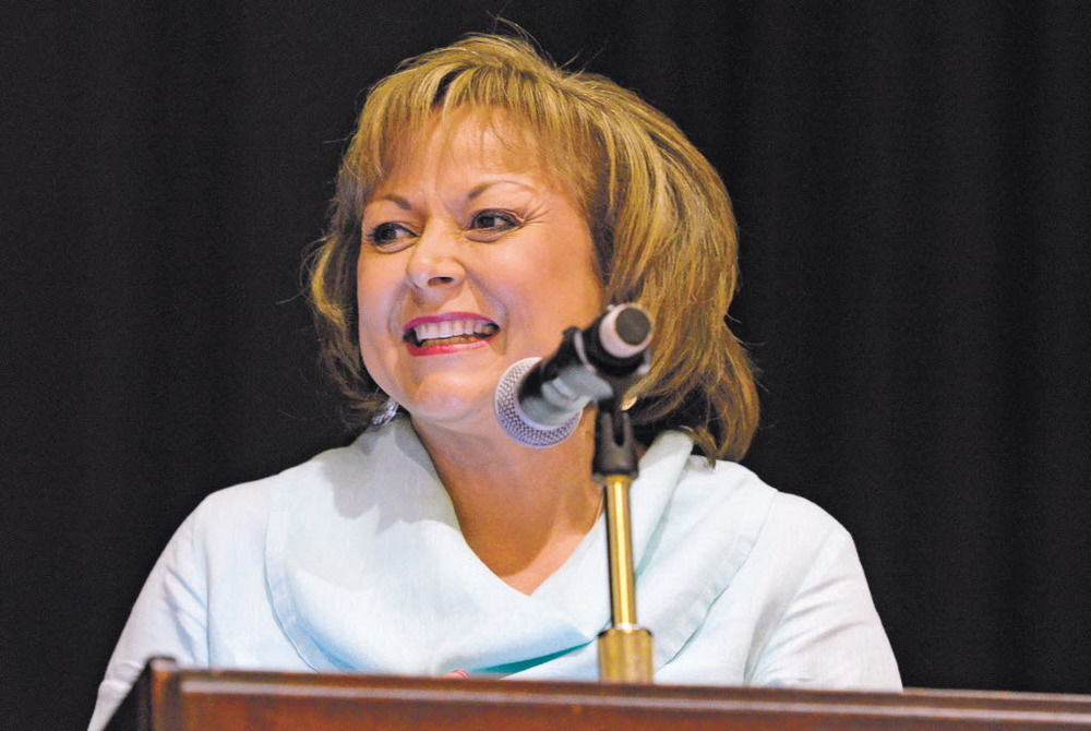 'No plans' for Gov. Martinez to speak at GOP convention in Cleveland