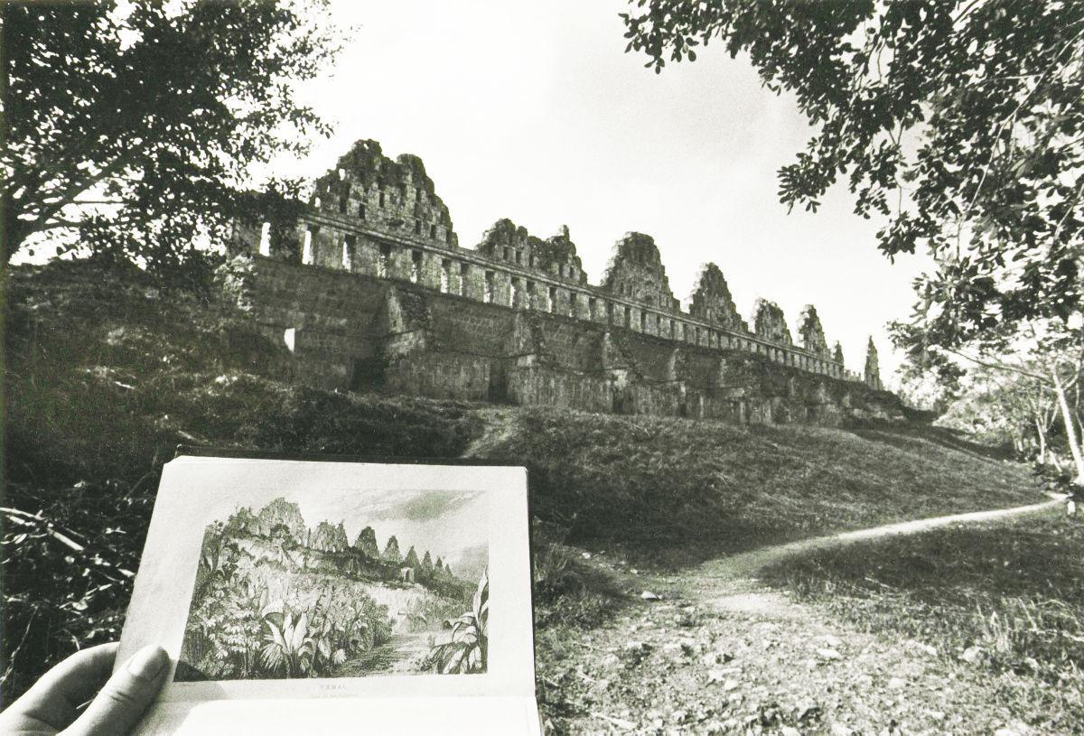 Uxmal — Casa de las Palomas