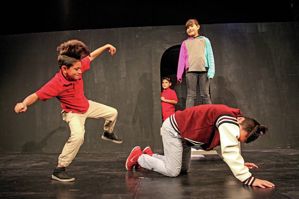 Playing with language: El Camino Real students put on bilingual show