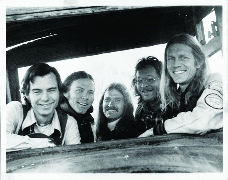 Family Lotus, circa 1969