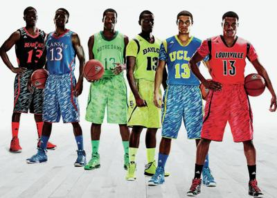 b597d46c4 Neon and camo uniforms could be here to stay