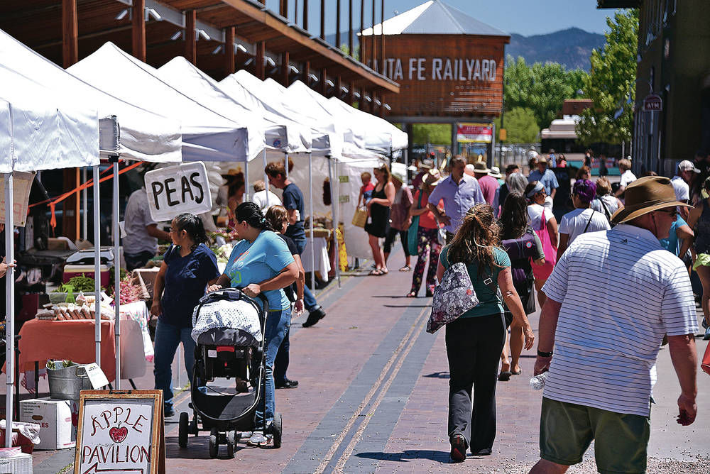 Railyard event adds music, activities, brews to pair with Wednesday evening farmers market