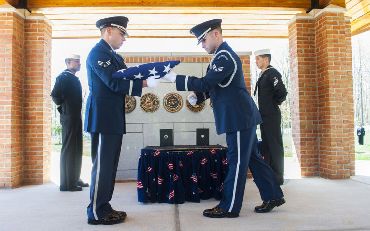 Veterans' remains, unclaimed for 25 years, buried at Virginia cemetery