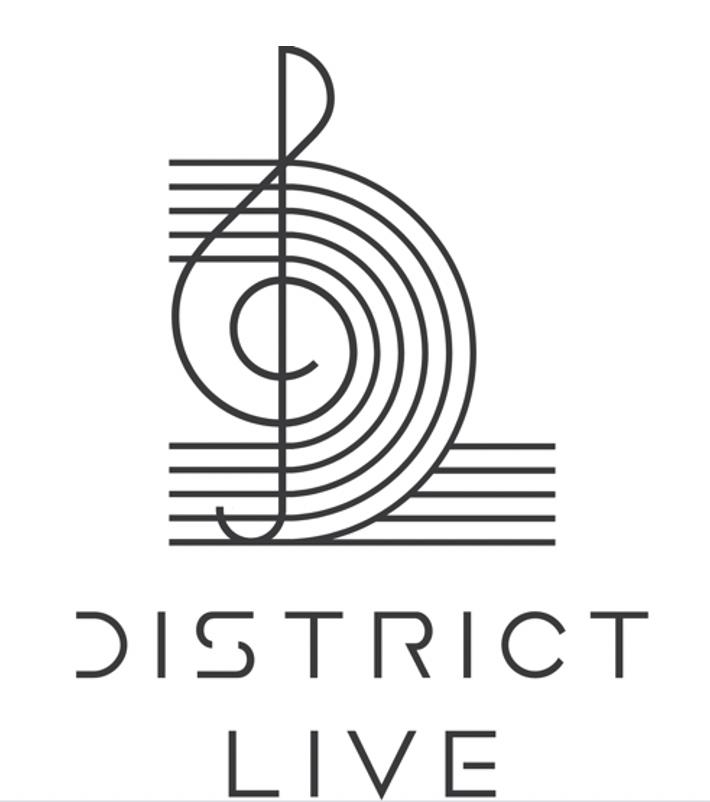 District Live Logo