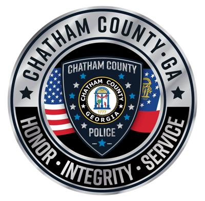 Chatham County Police Department Logo