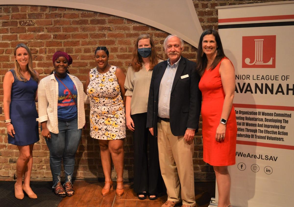 Junior League of Savannah Awards Community Assistance Funds to Local Nonprofits at 2021 Annual Meeting.jpg