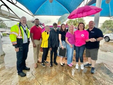 Step One Automotive on Abercorn Street Presents Local Hero Award to Joyce Williams in Support of Breast Cancer Awareness Month 2.jpg