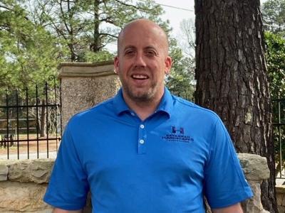 Doug Norton, General Superintendent Savannah Hardscapes Construction
