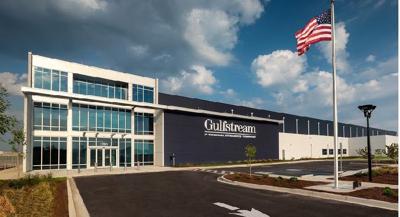 Gulfsteam Savannah New Maintenance Facility