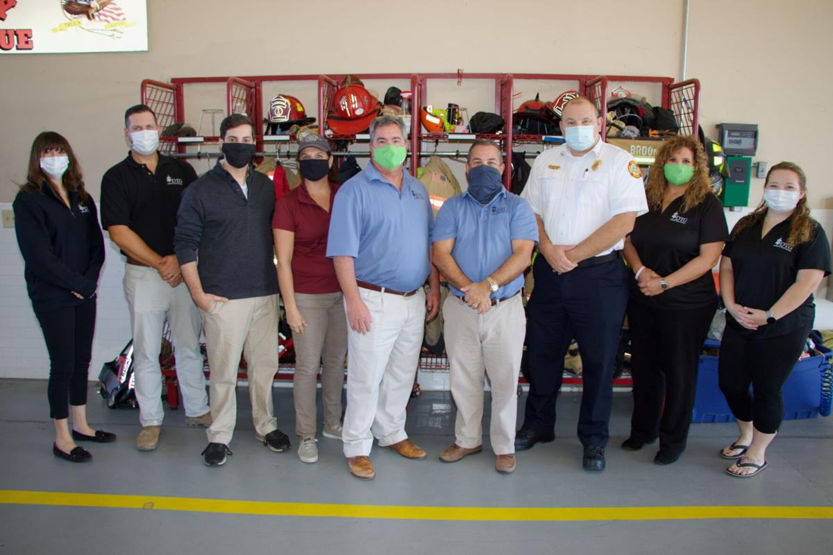 Dewitt Tilton Group, Commercial Construction, Delivers Thanksgiving Lunches to Pooler Fire Department, _2708.jpeg