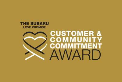 Peacock Subaru Honored with National Love Promise Customer and Community Commitment Gold Award (1).jpg