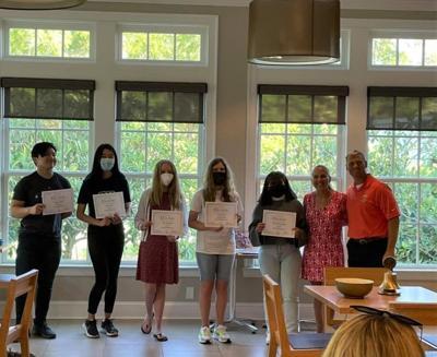 Photo of Graduating Key Club Students.jpg