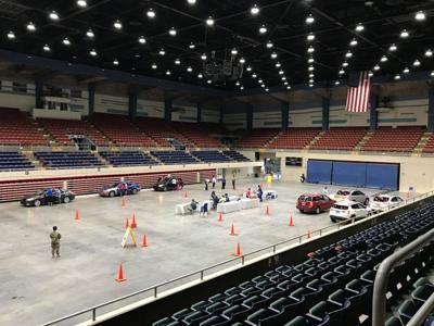 Civic Center COVID-19 Testing