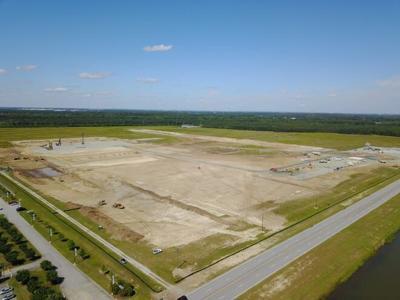 Amazon New Facility land