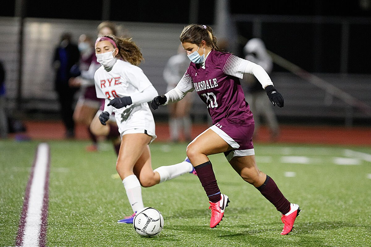 Scarsdale girls soccer