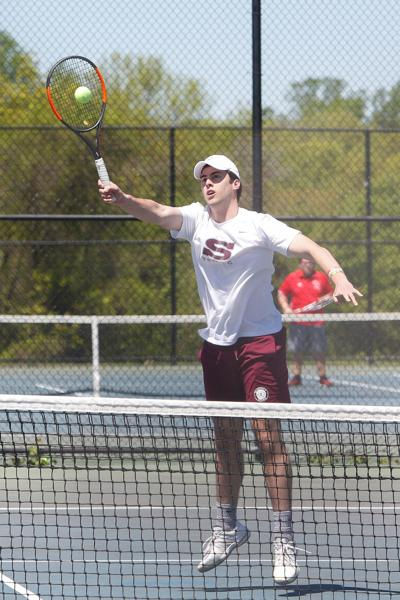 Close-knit doubles teams qualify for sectionals gus