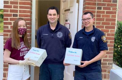 Baking for Scarsdale heroes
