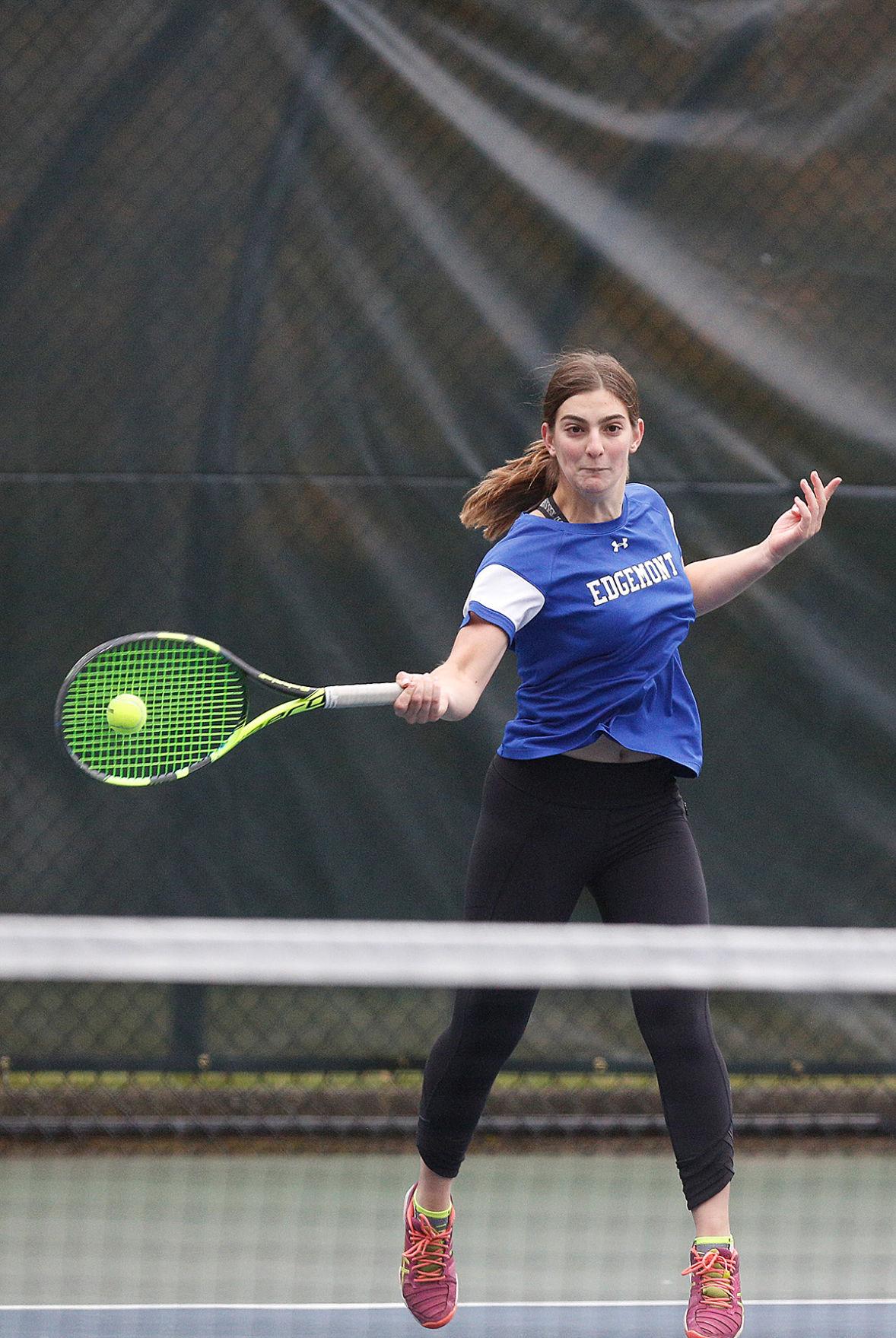 Edgemont tennis Zagorsky photo