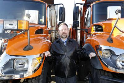 Coleman takes the helm at village DPW