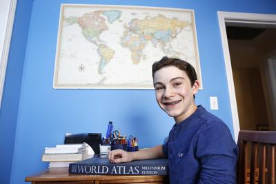 SMS eighth-grader to compete in statewide geography bee