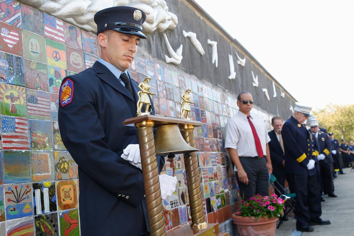 Hartsdale 911 ceremony