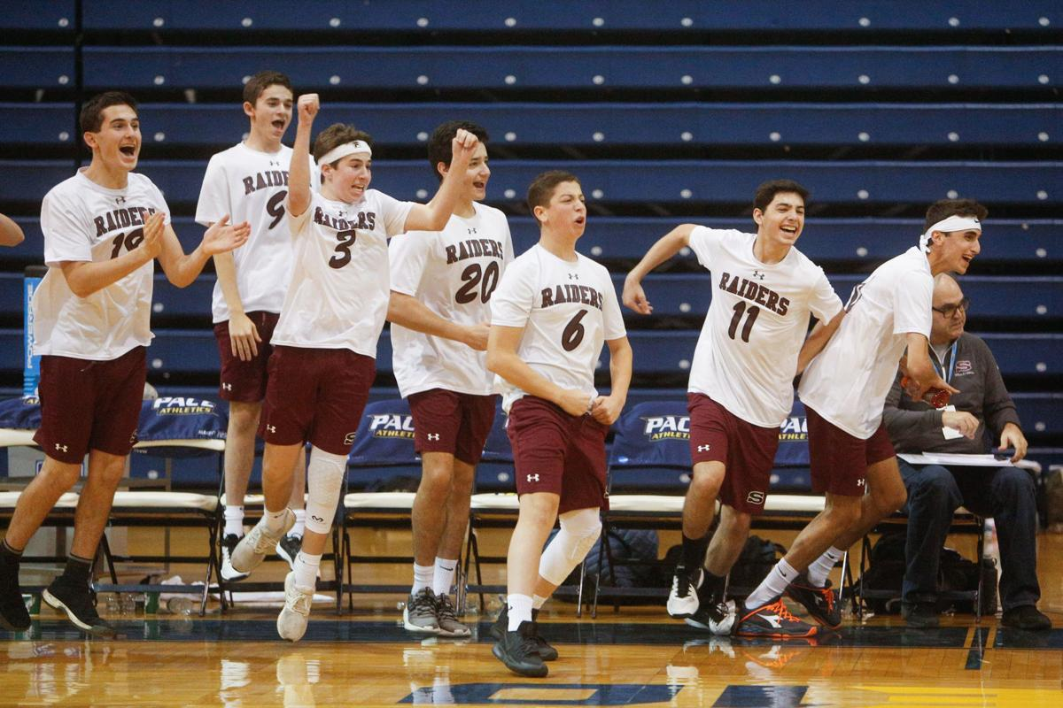 Scarsdale boys volleyball