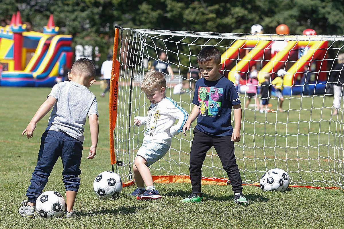 Youth sports jamboree