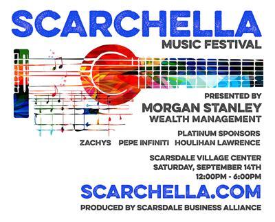 Scarchella logo poster image photo