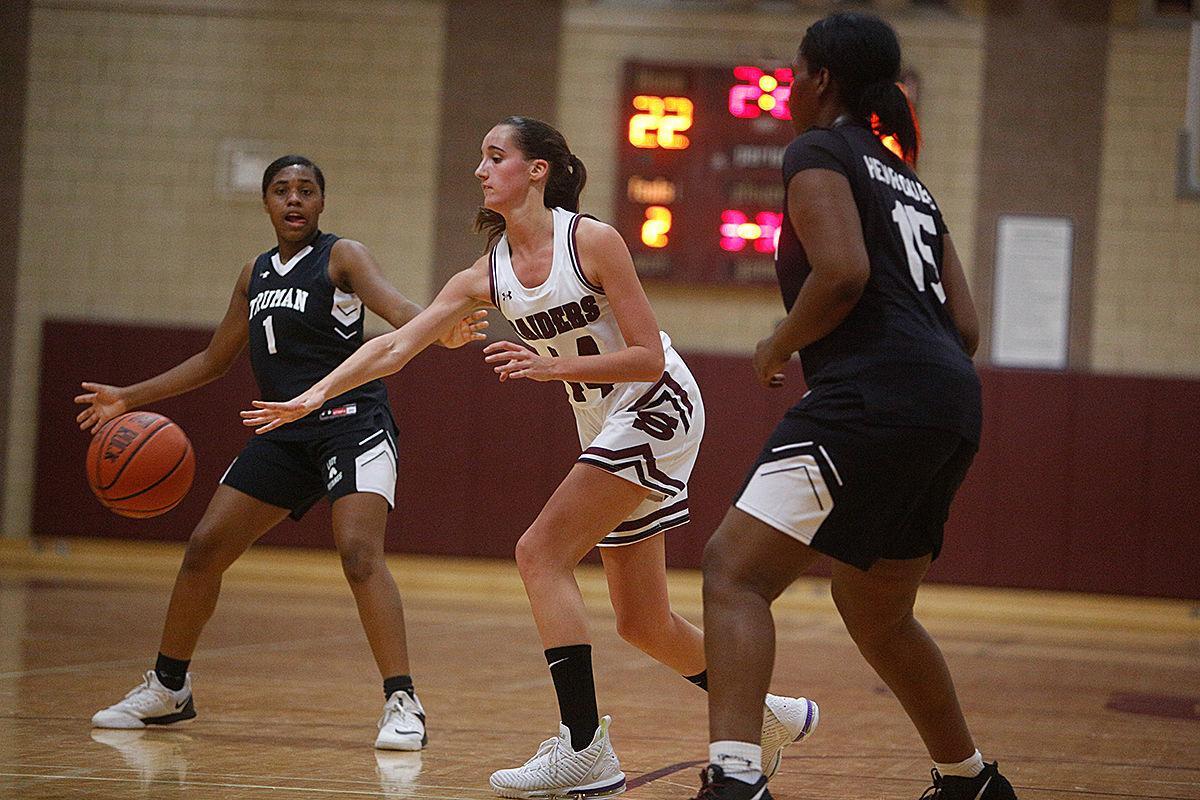 Scarsdale girls basketball