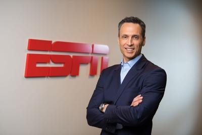ESPN President Jimmy Pitaro