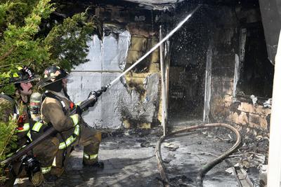 Hartsdale fire photo