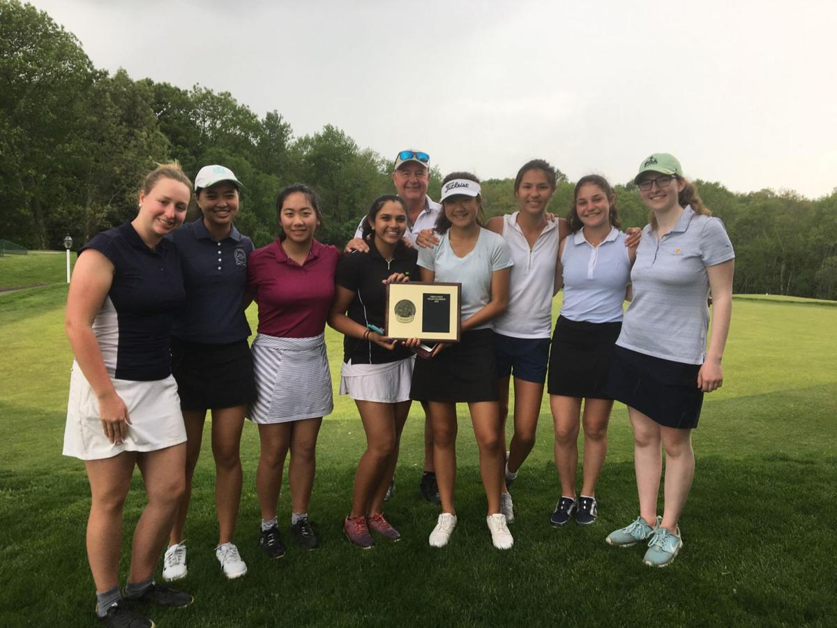 Lee repeats as section champ team photo