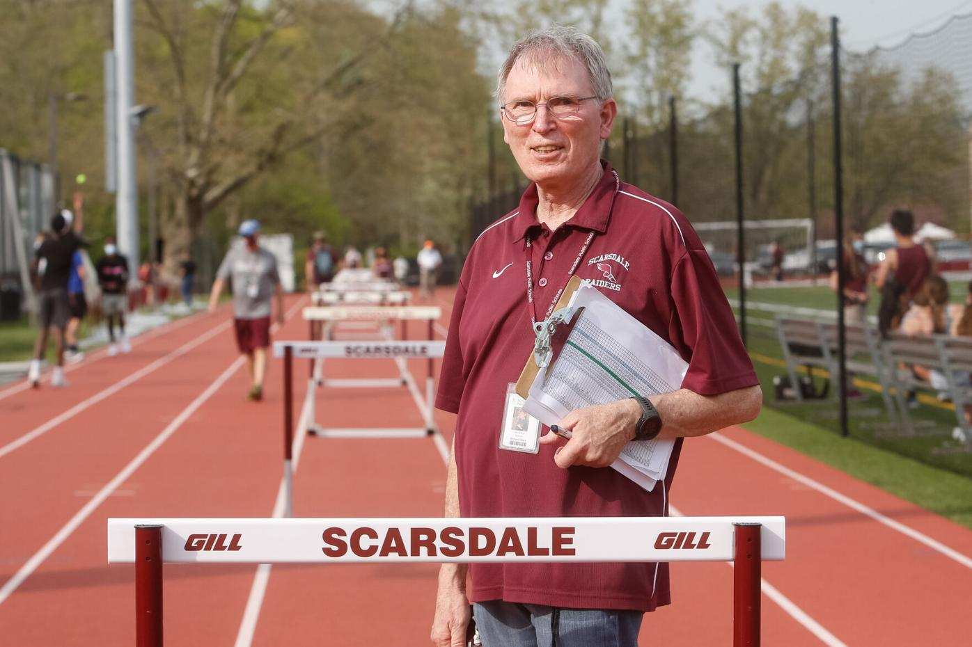 Scarsdale track