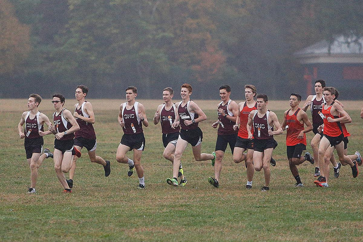 Scarsdale cross country
