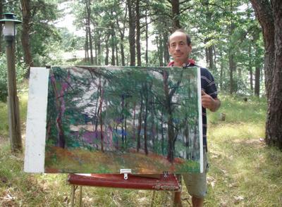 Artists offer diverse landscapes