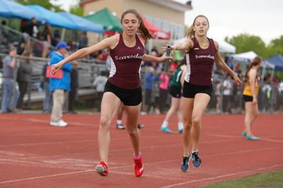 Scarsdale track and field photo